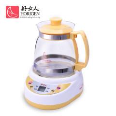 女人 多功能恒温调奶器 700ML 黄色
