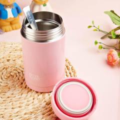 比得兔 新款焖烧壶不锈钢真空保温饭盒保温桶粥桶焖烧杯闷烧壶