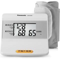 Panasonic 松下 电子血压计 家用上臂式 EW-BU05BW100