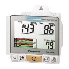 Panasonic 松下 手腕式 270次记忆 全自动电子智能血压计 EW-BW30S100