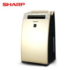 夏普空气净化器家用除菌加湿除甲醛PM2.5抗雾霾KI-GF70-N