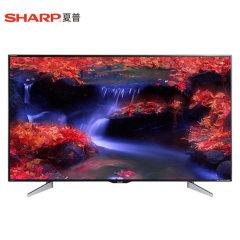 Sharp夏普 LCD-60SU465A 60英寸4K高清网络智能液晶电视机