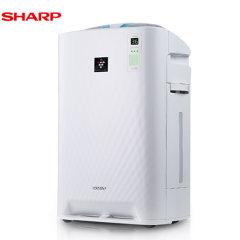 SHARP夏普空气净化器家用除甲醛雾霾病毒加湿16年全新升级款KC-BB30-W1