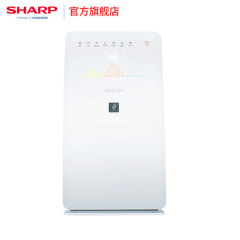 SHARP夏普 KC-CE50-W 空气净化器家用除雾霾除甲醛智能遥控除菌