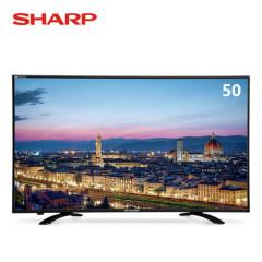 Sharp夏普 LCD-50TX5000A 50英寸超高清4K智能led平板电视机 歌手版 店面自提