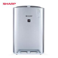 夏普空气净化器家用KC-BD30-S除甲醛除PM2.5除烟尘除病毒除菌 加湿型 白色