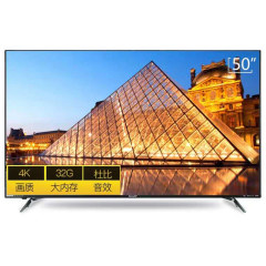 SHARP/夏普  LCD-50TX6100A  50英寸4K高清智能语音网络液晶电视机