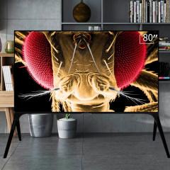 SHARP/夏普80A9BW   Aquos80英寸8K超清AI智能远场语音液晶电视机
