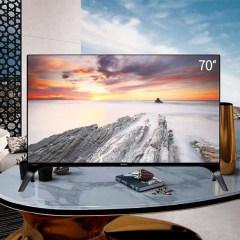 SHARP/夏普70A9BW       Aquos70英寸8K超清AI智能远场语音液晶电视机