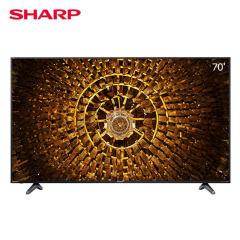 Sharp/夏普 70A3UM 4K高清智能平板电视