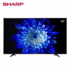夏普(SHARP)G60FL 60英寸4K超高清智能网络液晶平板电视机(买即送智能指纹锁)