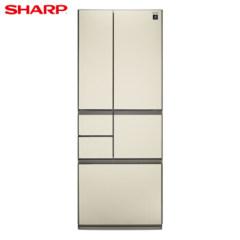夏普(SHARP)502升变频多门冰箱  原装进口  PCI净离子技术  SJ-GT50A-N