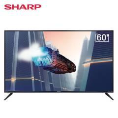 Sharp夏普60B3RM 60英寸4K超高清人工智能语音家用液晶电视机