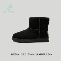 经典雪地靴 黑色 36