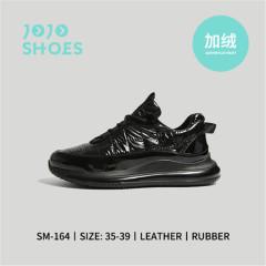 男款气垫潮鞋 黑色 40