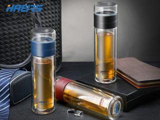 哈尔斯茶韵功夫玻璃杯HBL-300-37