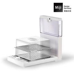 米技 电蒸箱 电蒸锅 养生蒸锅(折叠蒸汽料理机) FS-S101A