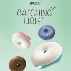 IPUDA/艾普达  甜甜圈无线感应灯 Q5 绿色