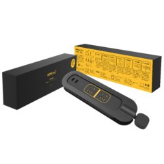 WOW!dea/奇点  超薄插线板 USB插口 带绕线器 安全锁 P1