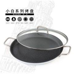 尚尼  IHC恒温锅圆形烤盘 煎炒锅 不粘锅CP32X2.5