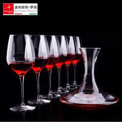 波米欧利 优雅醒酒器红酒杯7件套ACTB-J003Y
