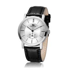 尼诺里拉 手表 浮雕小三针石英男表 棕色 男表