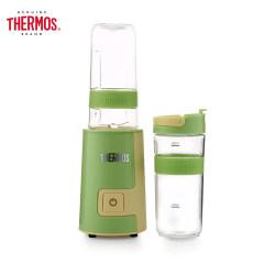 膳魔师 无线充电果汁机 搅拌机 料理机EHA-2241A-YG