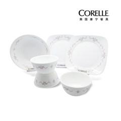 美国康宁 金色系列餐具 六件套 高温玻璃 碗盘套装CR-0804
