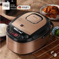 德国米技 智能电饭煲 电炖锅  环绕加热 12项烹饪24小时预约 聚能厚釜ECF38A