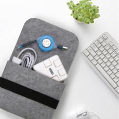 乐默 便携数码套装USB充电器4头快充LDS-201