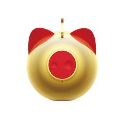 奇点 蓝牙音响 音箱小猪奇宝(富贵金)贺岁礼物 金猪MPB-B 金色 音箱
