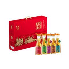 天下五谷 中国好粮油黄金组合礼盒750ML*5 食用油礼盒 五种食用油均衡搭配