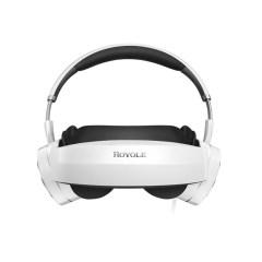 Royole-Moon 3D移动影院 VR一体机 智能 VR眼镜 3D头盔 皎月白 皎月白