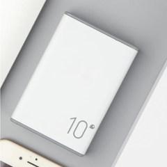 【买一送一】奇点摩卡移动电源MOCA X101白色  10000mA