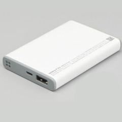 【买一送一】奇点摩卡移动电源MOCA X102白色   5000mA