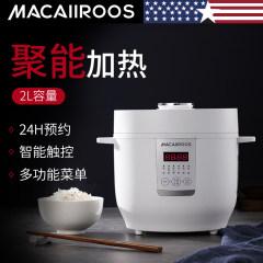 迈卡罗 迷你电饭煲 电炖锅MC-5059白色