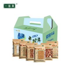 一味真 防暑降温礼盒98型(苦荞茶、陈皮、山楂、大麦茶、荞麦米、冰糖)