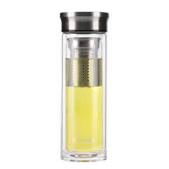 德鲁曼 双层玻璃杯DLS-350SS
