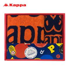 Kappa  BANDA浴巾长款运动巾 毛巾礼盒KPBL-004 橙色