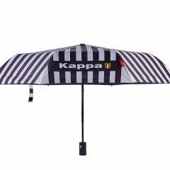 Kappa 自收开雨伞 遮阳伞雨伞两用KAU004