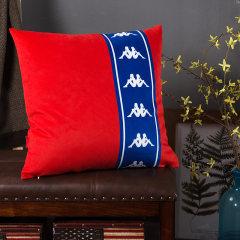 Kappa 经典抱枕 KAP01 红色 45×45CM