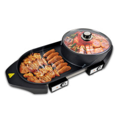 龙的 涮烤一体电烤盘LD-KK210B