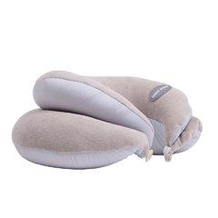 倍轻松(breo)午睡宝贝U型枕 护颈枕飞机旅行午睡枕,双层设计