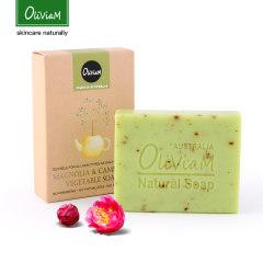 Oliviam澳莉维亚/木兰山茶花植物精油皂9349368001382