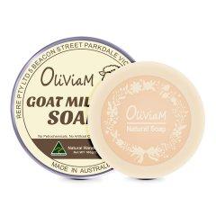 Oliviam澳莉维亚/原味山羊奶皂9349368001658