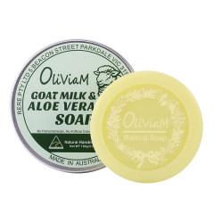 Oliviam澳莉维亚/山羊奶芦荟皂9349368001665