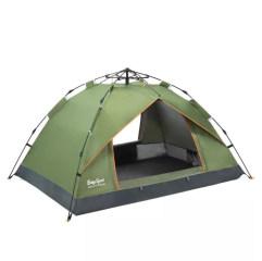 易威斯堡三人全自动液压速开帐篷