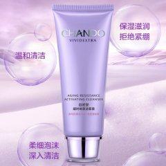 CHANDO/自然堂凝时鲜颜洁面霜110g