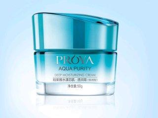 珀莱雅水漾芯肌透润霜深层补水霜保湿滋润面霜女化妆品正品 倍润型