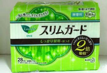 花王日用夜用卫生巾